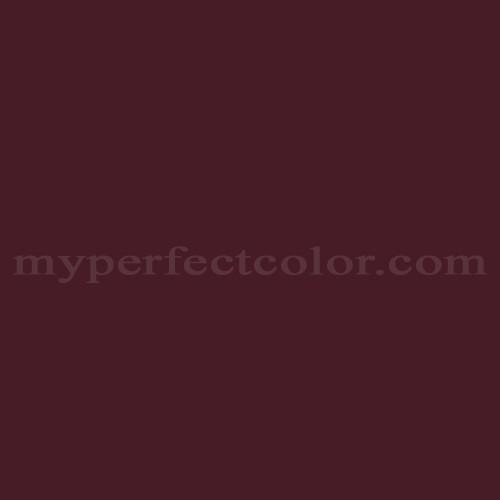 Color match of Pella Windows and Doors PR7831 Cranberry*