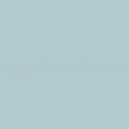 Color Match Of Rona 3278 1 Crystal Blue