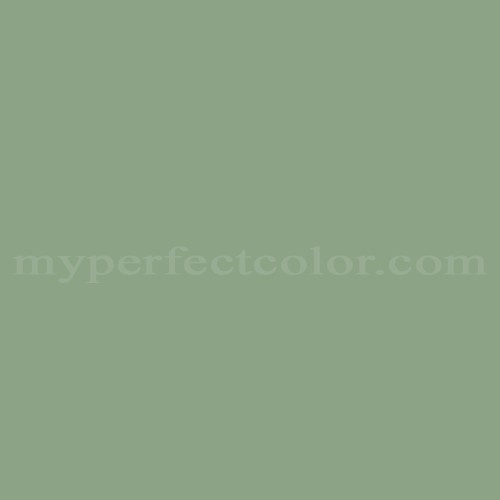 Color Match Of Sherwin Williams Hgsw2274 Celtic Green