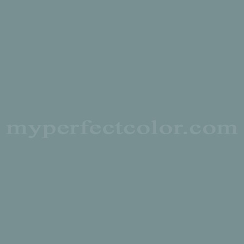 Sherwin Williams HGSW3303 Tree Swallow Paint Color Match