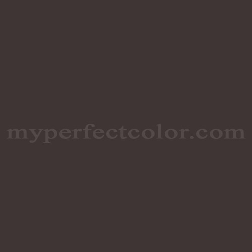 Color Match Of Sikkens 058 Oxford Brown