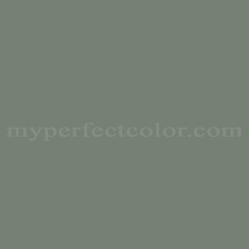 Color Match Of Sikkens 408 Woodland Green