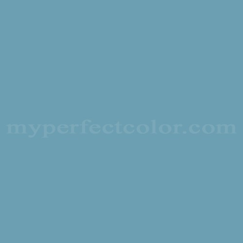 Color Match Of Williamsburg Cw607 Nelson House Blue
