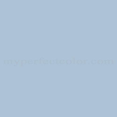 Color Match Of Olympic Ol673 3 Blue Thistle