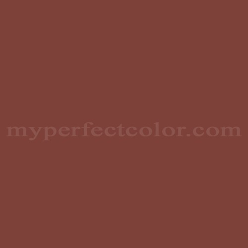 Color Match Of Olympic Winning Red