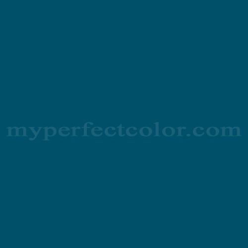 Color Match Of Ace Harbor Blue