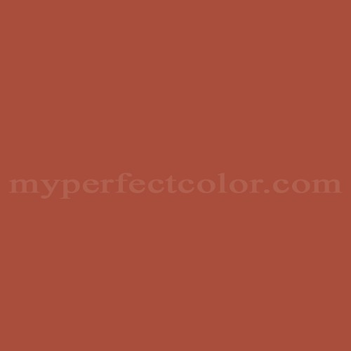 Color Match Of Behr Mq4 35 Torch Red