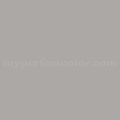 Color Match Of Behr Ppu18 14 Cathedral Gray