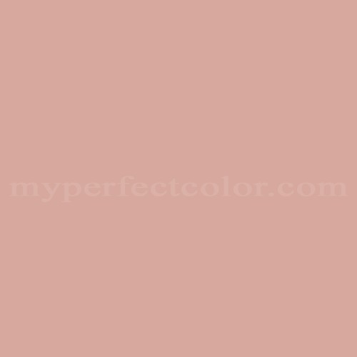 Match of Behr™ T17-06 Everything's Rosy *