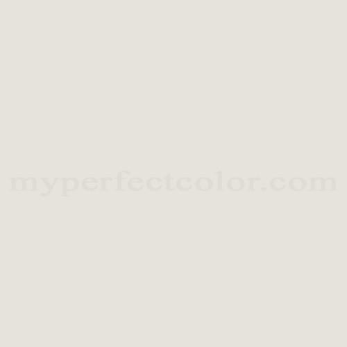 Match of Behr™ UL260-13 Painter's White *