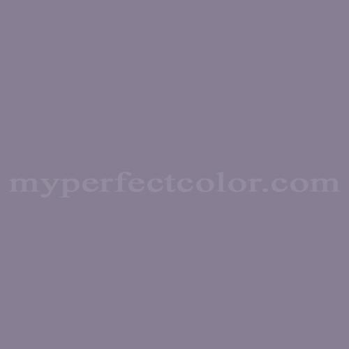 Match of Bruning Paints™ 7143 Pandora's Purple *