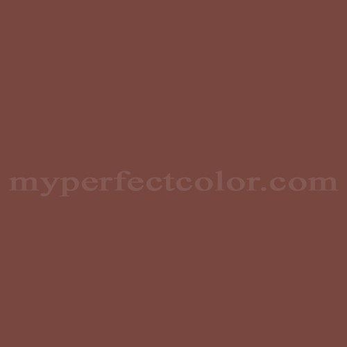 Match of Columbia Paint™ 0074 Emperor's Robe *