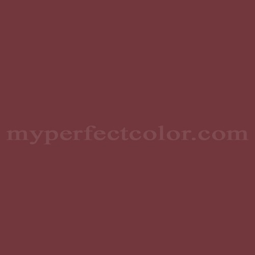 Match of Columbia Paint™ 0095 Queen's Rose *