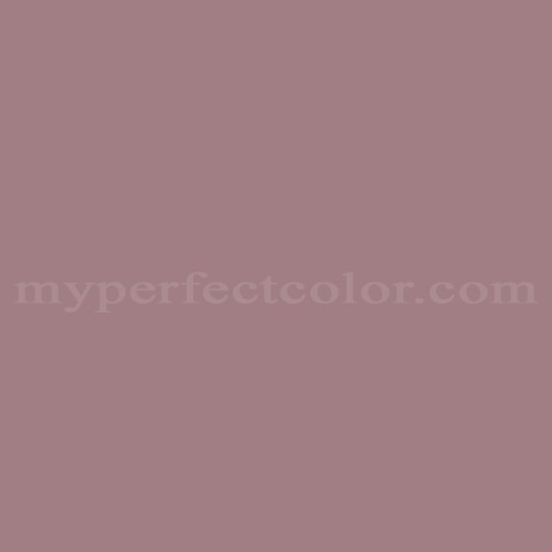 Match of Columbia Paint™ 0099 Lover's Tryst *