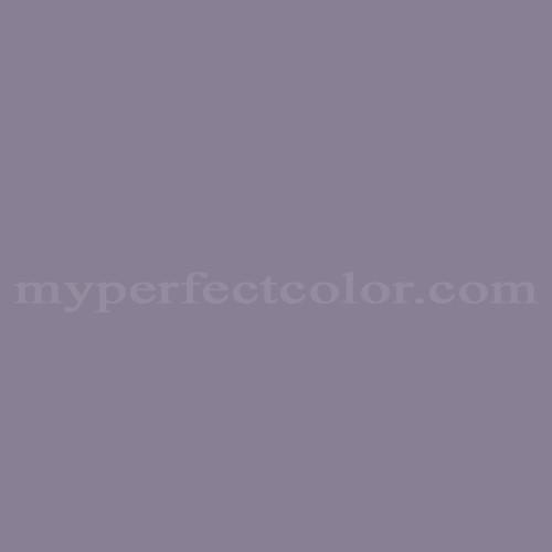 Match of Coronado Paints™ 7143 Pandora's Purple *