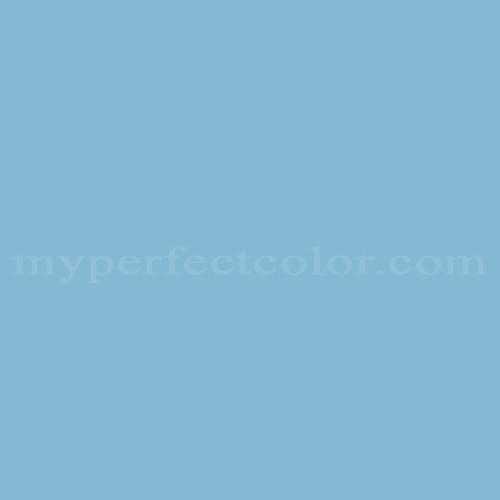 Match of Coronado Paints™ 7344 Gaugin's Blue *