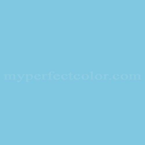 Match of Coronado Paints™ 7361 Lupe's Lake *
