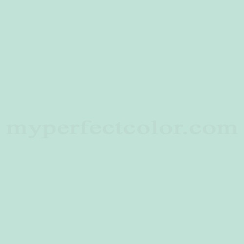 Match of Coronado Paints™ 7547 Summer's Secret *