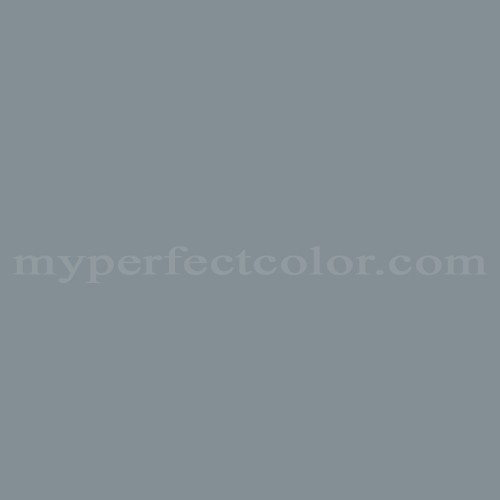 Match of Glidden™ 90BG29/048 Winter's Blue Grey Sky *
