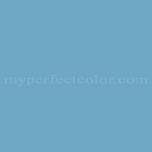 Match of Kelly Moore™ KM3142-2 Bird's Egg Blue *