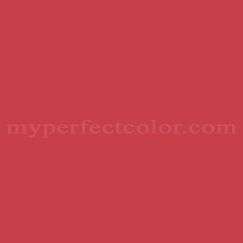Match of Kelly Moore™ KM3688-5 Painter's Red *