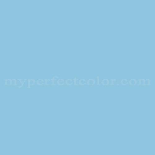 Match of Para Paints™ P5007-34D Islander's Dream *