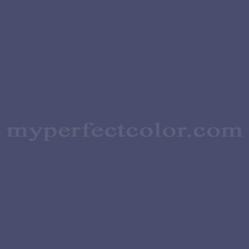 Match of Para Paints™ P5198-73 Evening's Silhouette *