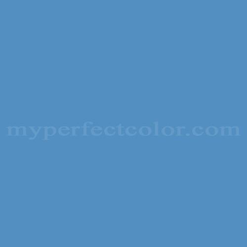 Match of Porter Paints™ 6503-3 Queen's Blue *