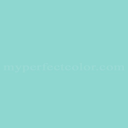 Match of PPG Pittsburgh Paints™ 2033 Bird's Egg Blue *