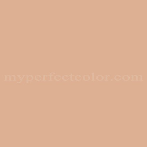 Match of PPG Pittsburgh Paints™ 322-4 Golfer's Tan *