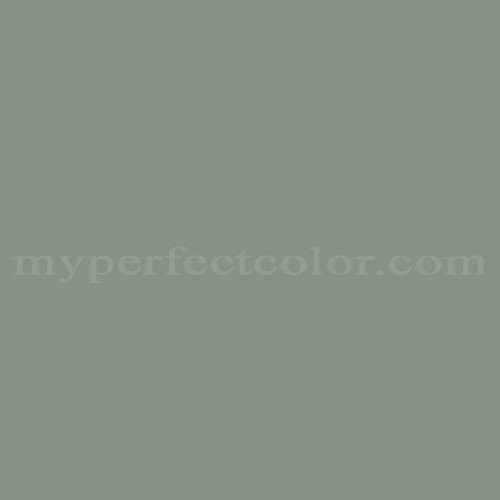 Match of PPG Pittsburgh Paints™ 3756 Mariner's Gray *