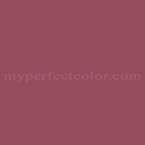 Match of Richard's Paint™ 2048-A Mars Red *