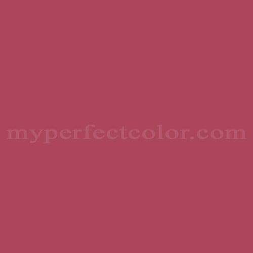 Match of Richard's Paint™ 2058-A Blushed Rose *