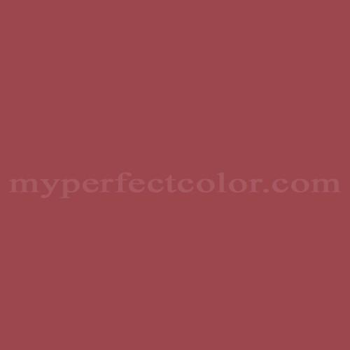 Match of Richard's Paint™ 2068-A Grenadine Rose *