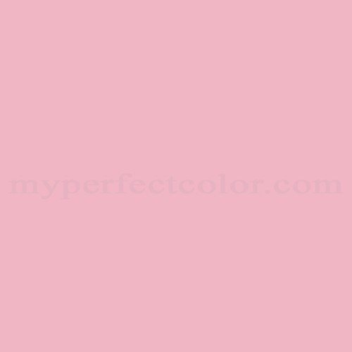 Match of Richard's Paint™ 2083-T Wild Rose *