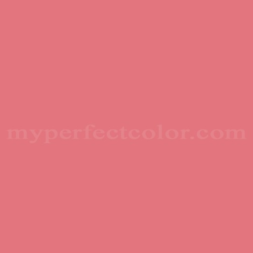 Match of Richard's Paint™ 2106-D Pink Chintz *