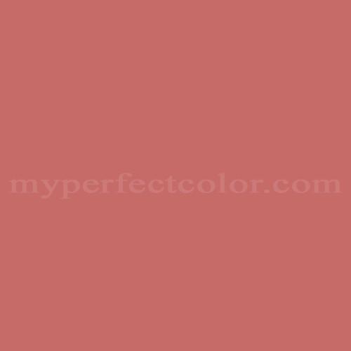 Match of Richard's Paint™ 2137-D Hot Tomato *
