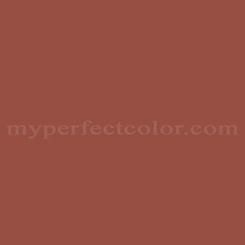 Match of Richard's Paint™ 2158-A Mahogany *