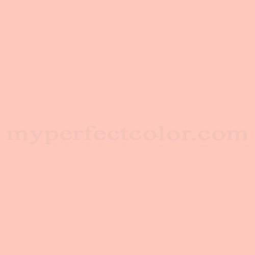 Match of Richard's Paint™ 2163-P Powdered Peach *