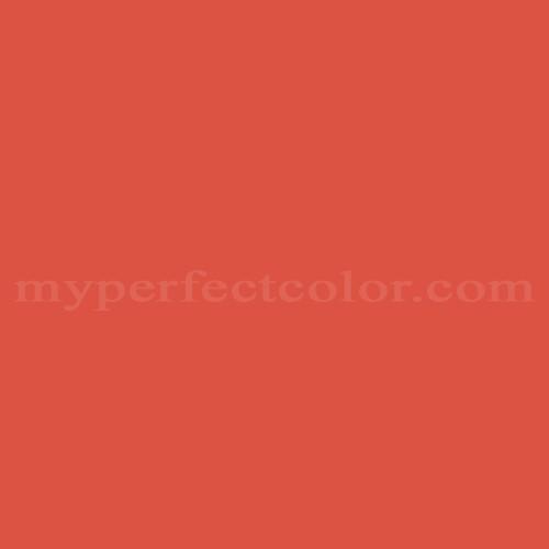 Match of Richard's Paint™ 2168-A Bright Salmon *