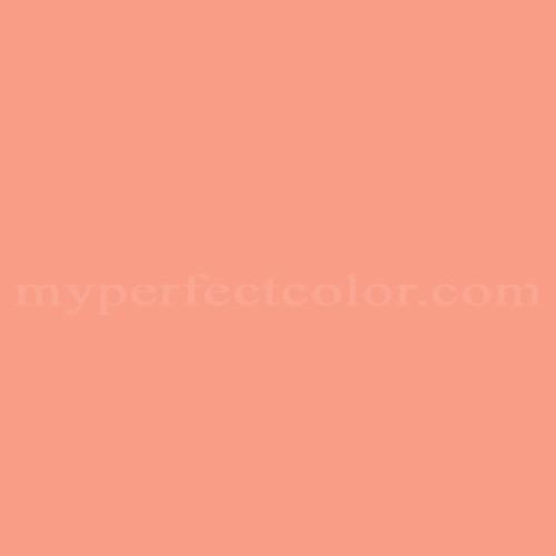 Match of Richard's Paint™ 2176-D Oriental Peach *