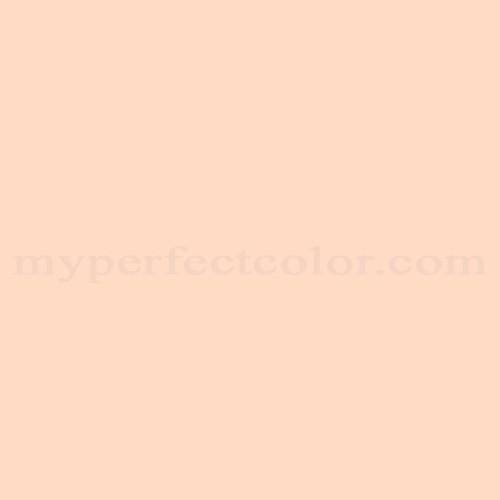 Match of Richard's Paint™ 2223-P Apricot Whisper *
