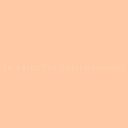 Match of Richard's Paint™ 2234-T Orange Delight *