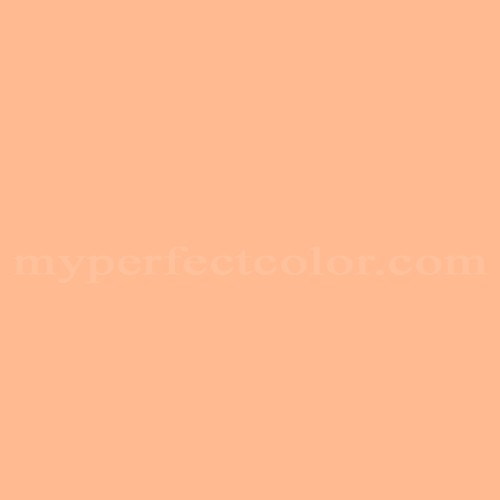 Match of Richard's Paint™ 2235-T Tangy Tangerine *