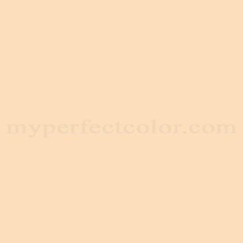 Match of Richard's Paint™ 2322-P Tangerine Cream *