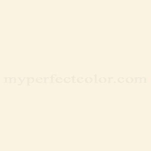 Match of Richard's Paint™ 2341-P Meringue *