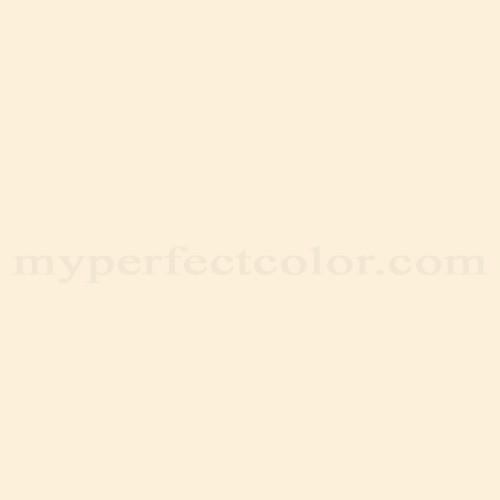 Match of Richard's Paint™ 2342-P Banana Cream *