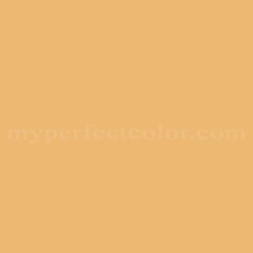 Match of Richard's Paint™ 2395-D October Hue *