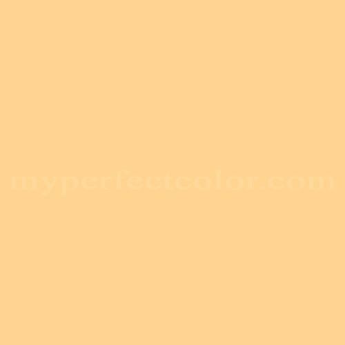 Match of Richard's Paint™ 2415-T Yellow Fluff *