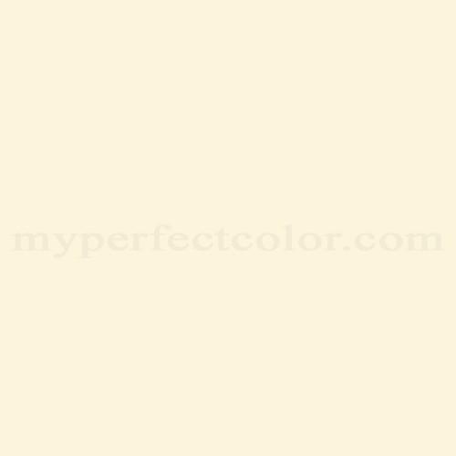 Match of Richard's Paint™ 2431-P Sour Cream *